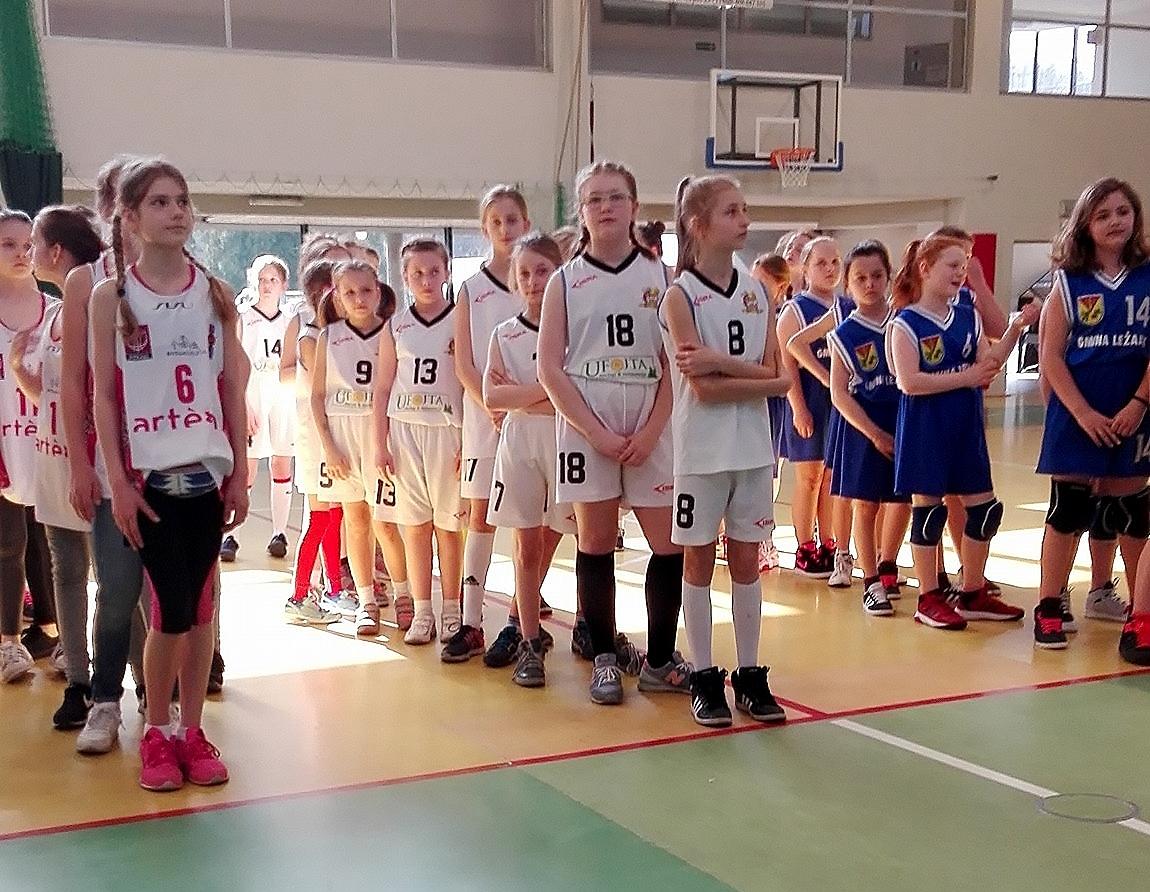 ISWJ wygrywa Wisła MiniBasket Cup 2017